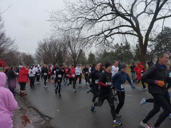 Cupid Chase 5k and During 019